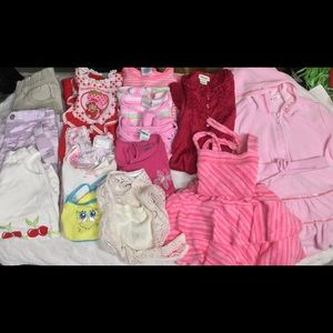 Girl's Mixed Clothing